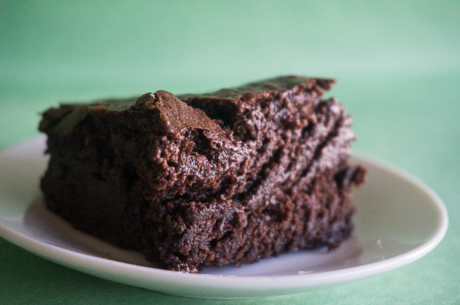 amazing grass brownies
