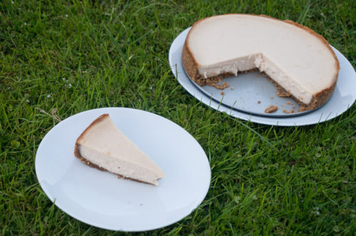 Passover Vegan Lemon Cheesecake-4