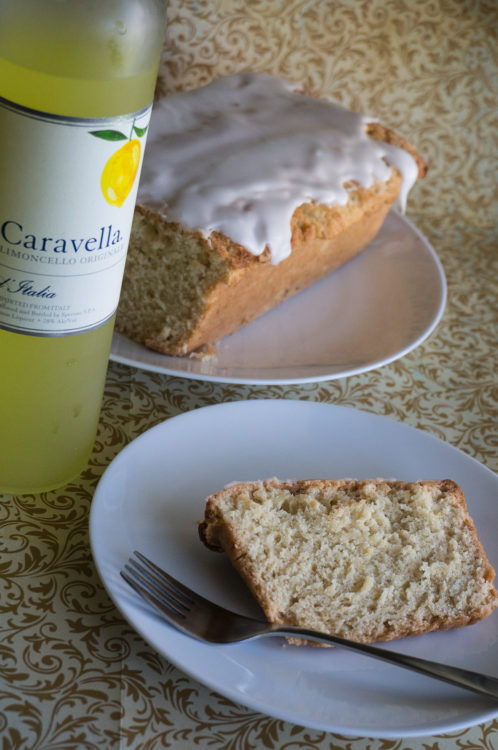 Limoncello Lemon Pound Cake-4