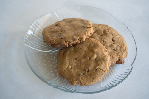 Peanut Butter Chocolate Chip Cookies-2