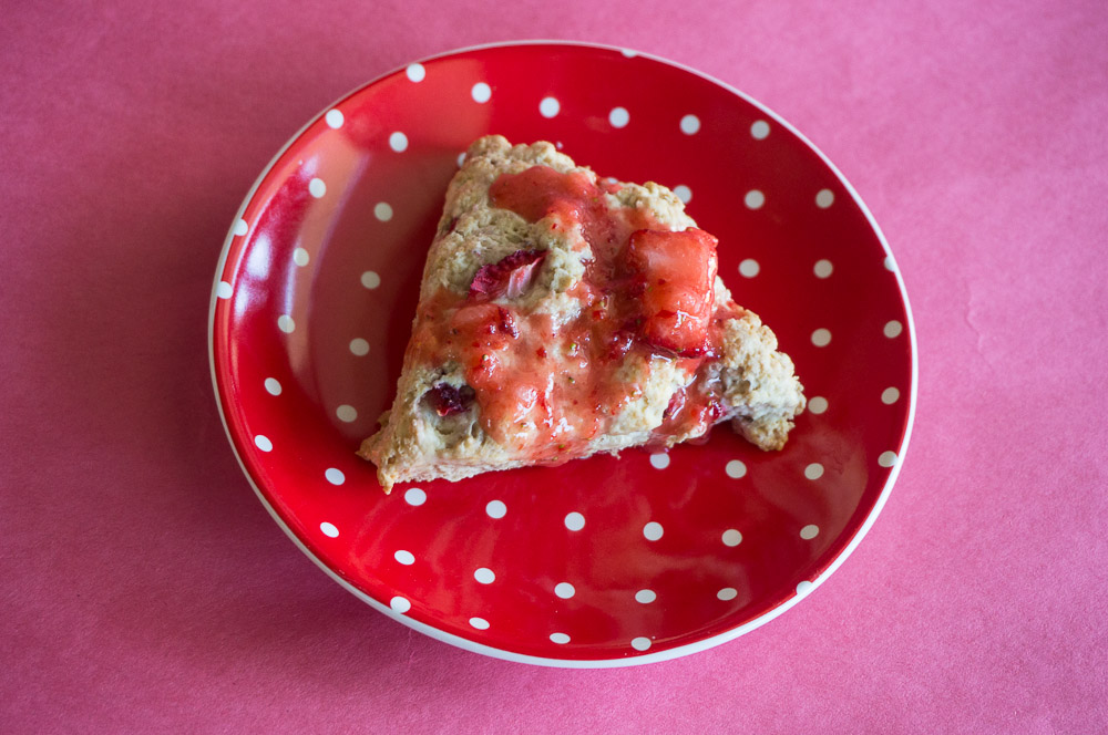Strawberry Lemonade Scones-2