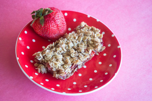 Strawberry Rhubarb Crisp Bars-2