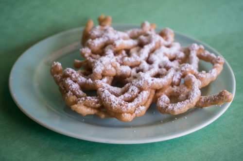 Beer Funnel Cake
