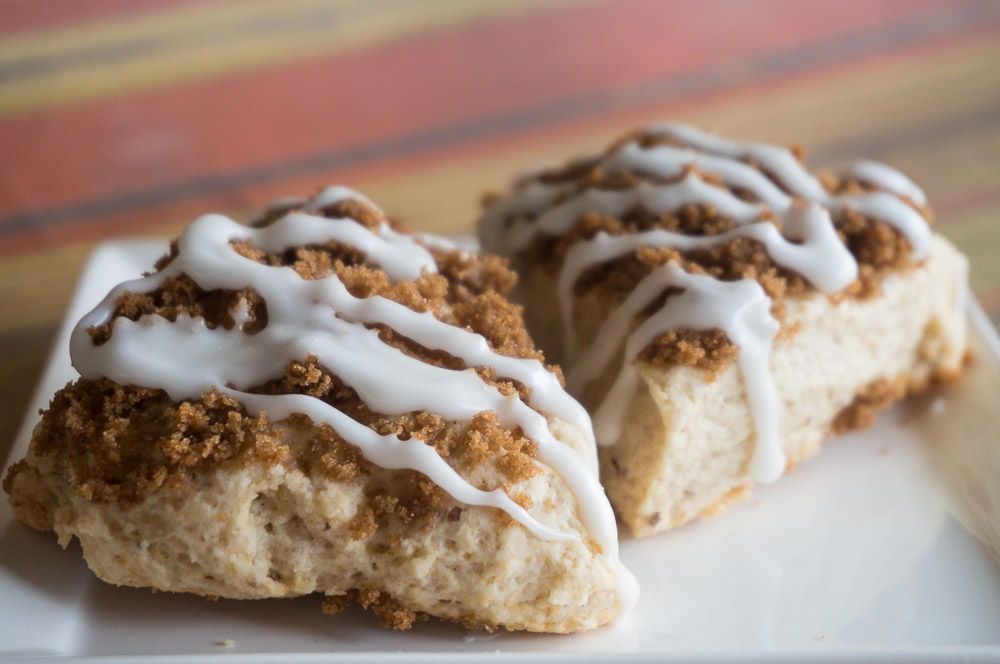 Cinnamon Crunch Scone-2
