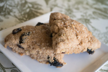 Oatmeal Raisin Scones-2