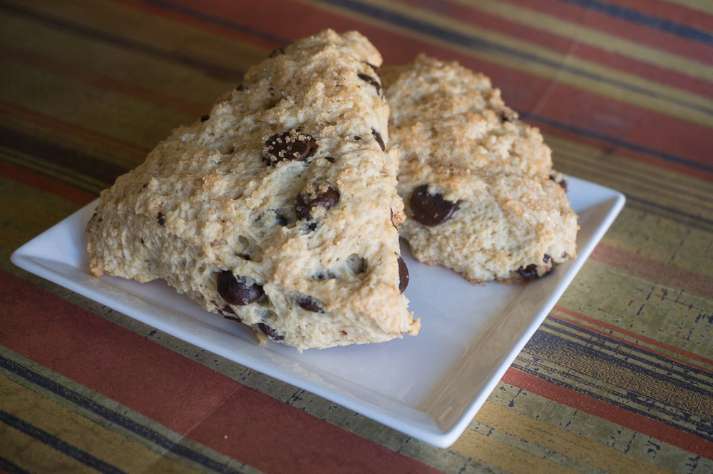 Chocolate Chip Scones-2