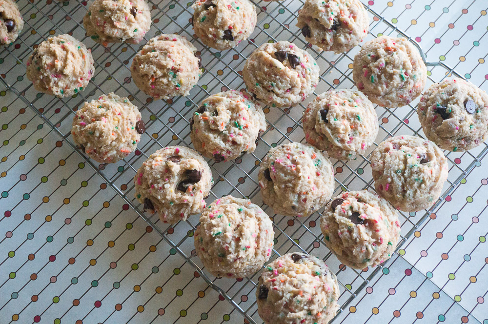 Chocolate Chip Sprinkle Cookies-2