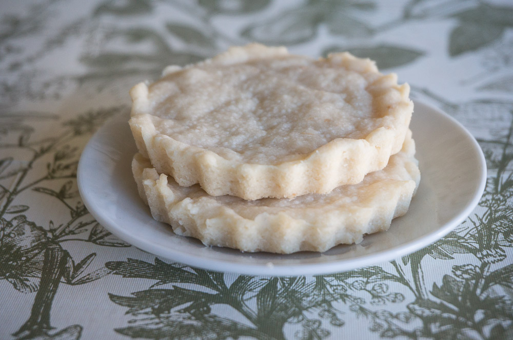 Coconut Oil Shortbread-2