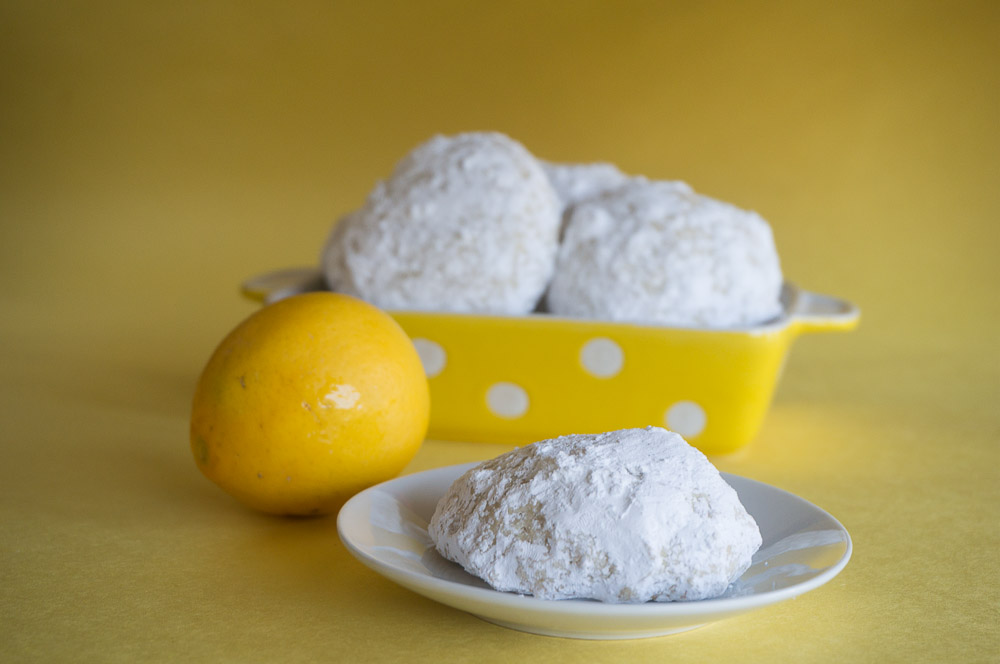 Cool Lemon Cookies