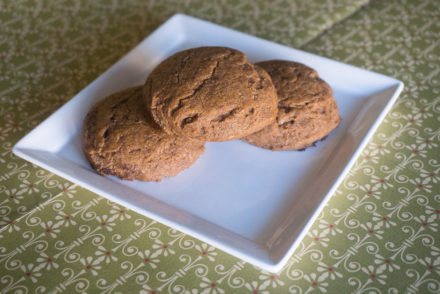 Ginger and Spice Cookies-3