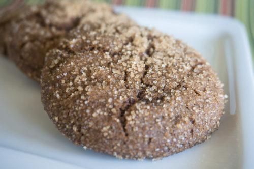 Molasses Cookies-2