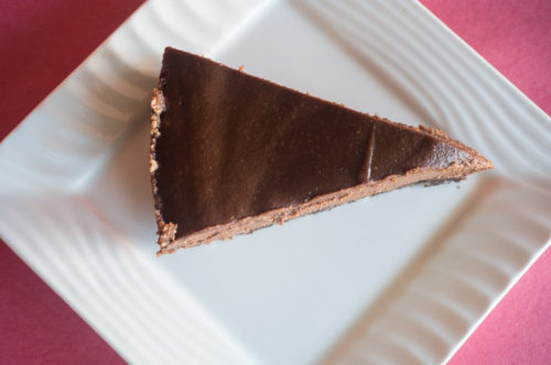 Raw Vegan Chocolate Cheesecake-3