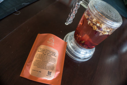 Teavana Youthberry Wild Orchard Blossoms White Tea