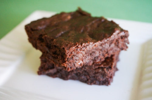 Divine Chocolate Pecan Brownies-2