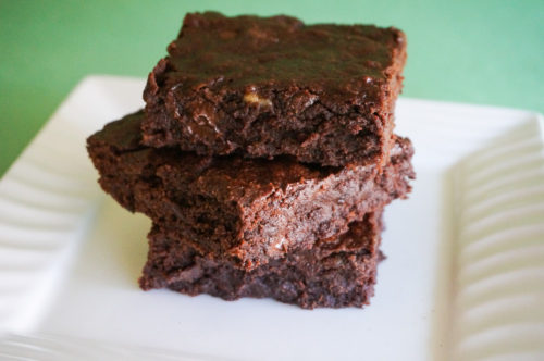 Divine Chocolate Pecan Brownies-3