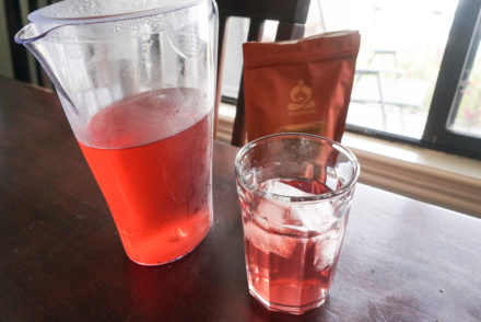 teavana watermelon mint chiller