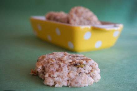 Vegan Coconut Lemon Pistachio Oatmeal Cookies-4