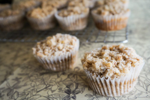 Banana Walnut Crumble Muffins-2