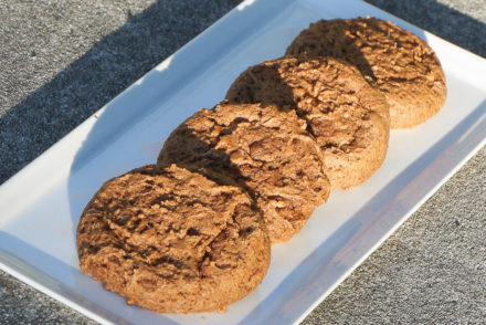 Ginger Molasses Cookies-2
