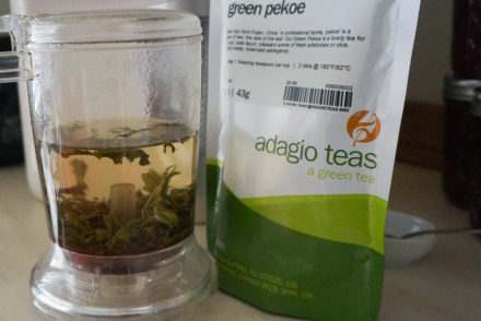 adagio green pekoe tea